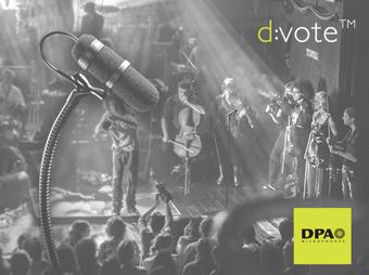 Mikrofony DPA d:vote taniej