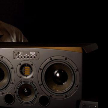 Carl Cox i monitory Adam Audio