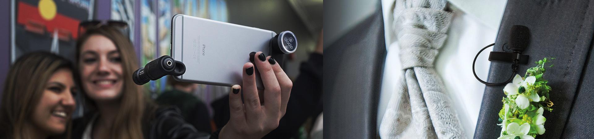 Jak dobrać mikrofon do urządzeń mobilnych?