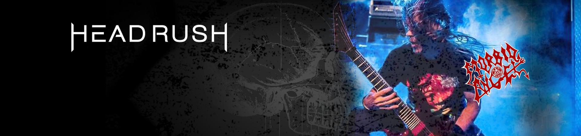 Dan Vadim Von stworzył kolekcję brzmień do multiefektów HeadRusha