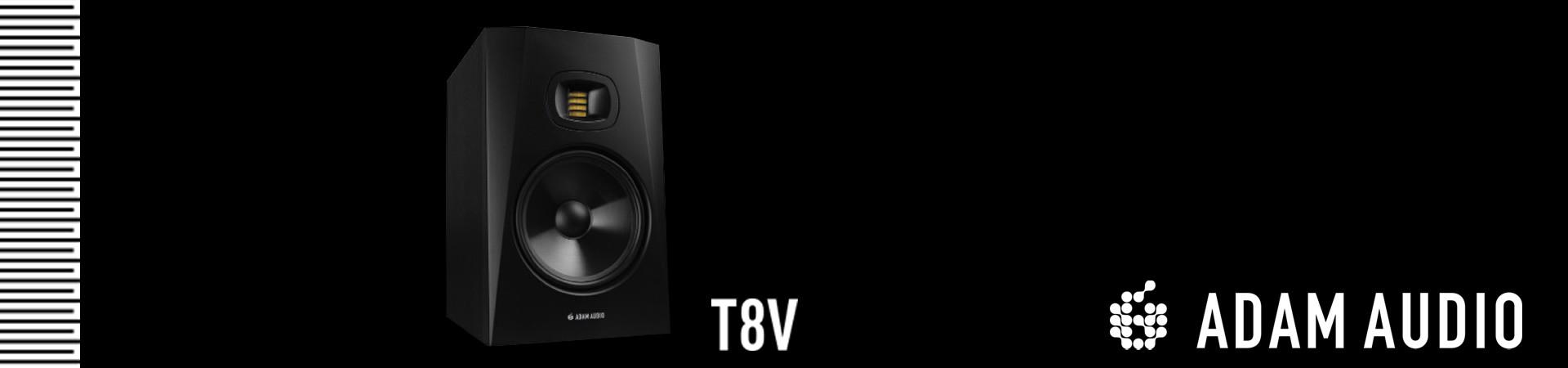 NOWOŚĆ: Monitory T8V z ADAM Audio!