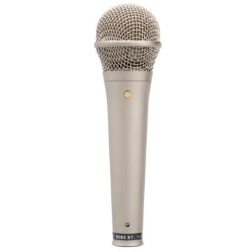 RODE S1 – Mikrofon pojemnościowy