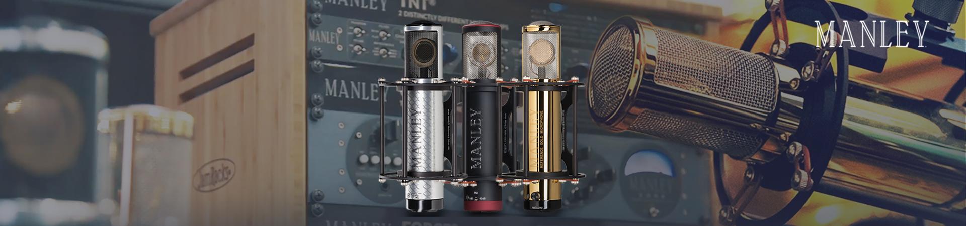 Manley – kultowy sprzęt lampowy w Audiostacji