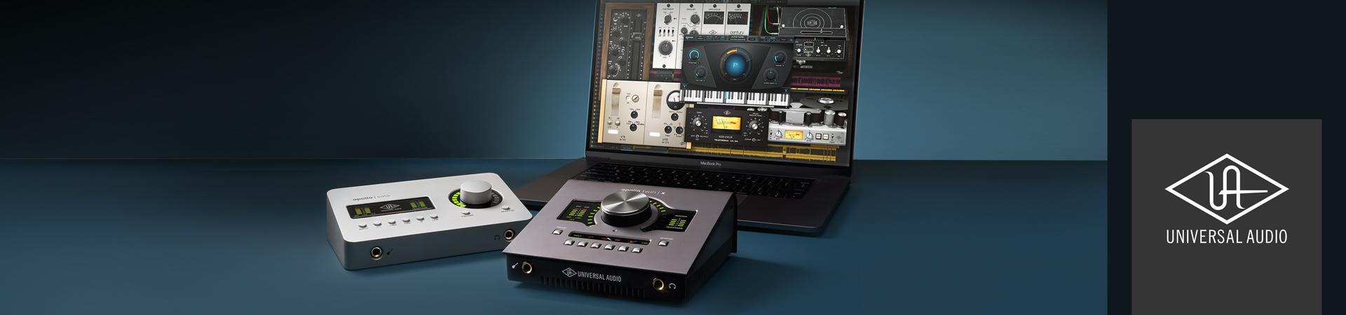 PROMOCJA: Pobierz darmowe wtyczki z Universal Audio!