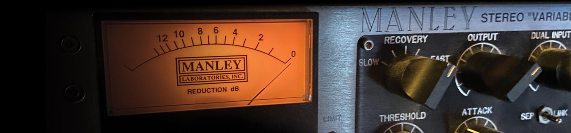 Kompresor Manley Stereo Variable Mu