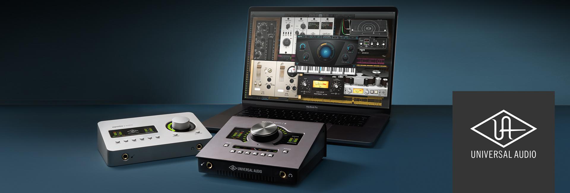 Pobierz darmowe wtyczki z Universal Audio