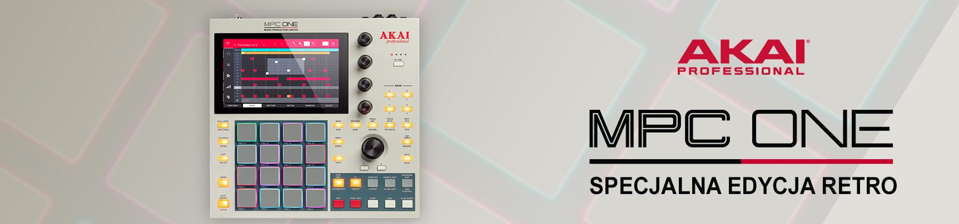 PREMIERA: MPC One Retro z Akai Professional!