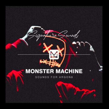 Monster Machine do ARGON8!