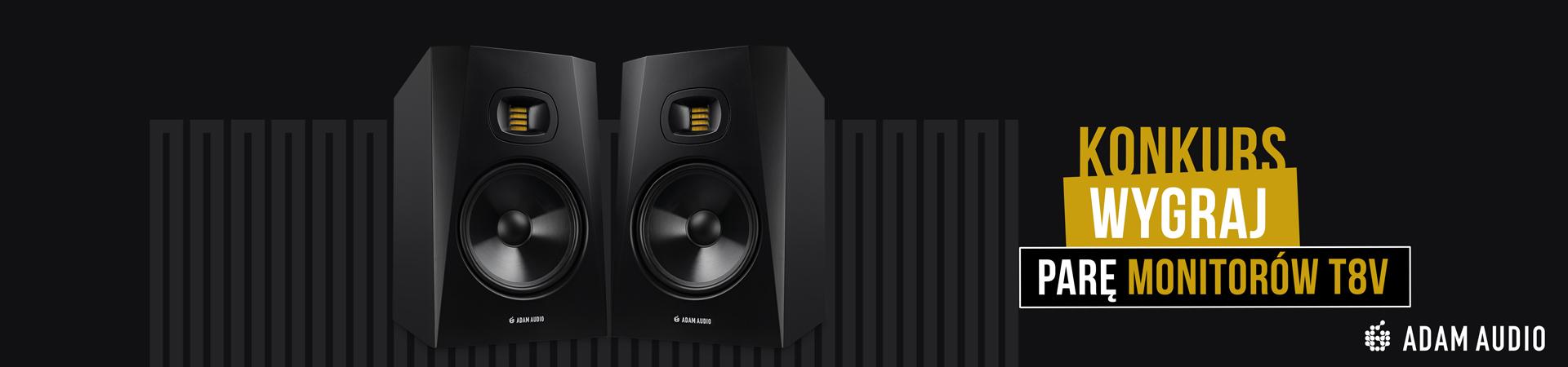 Zagraj o monitory ADAM Audio T8V – Rozstrzygnięcie