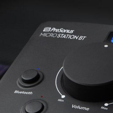 NOWOŚĆ: PreSonus MicroStation BT