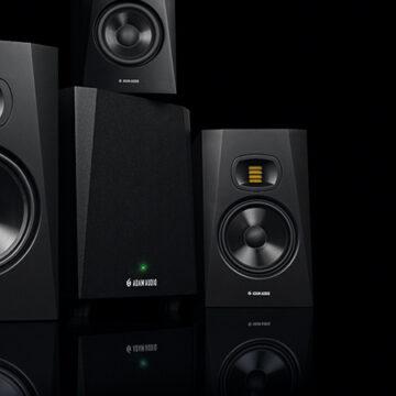Jak poradzić sobie z efektami akustycznymi, używając monitorów ADAM Audio serii T?