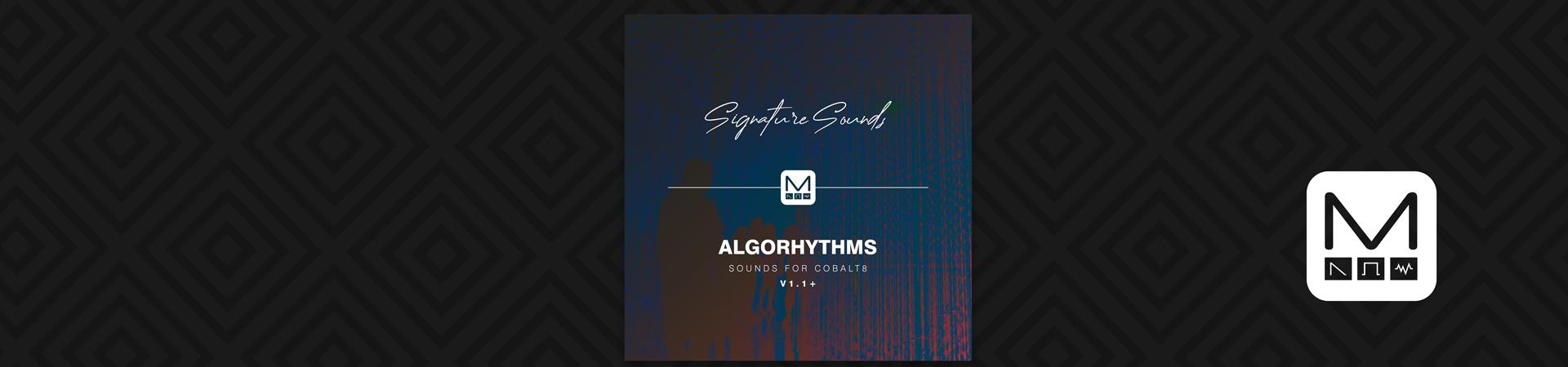 Modal Electronics wprowadza bibliotekę AlgoRhythms