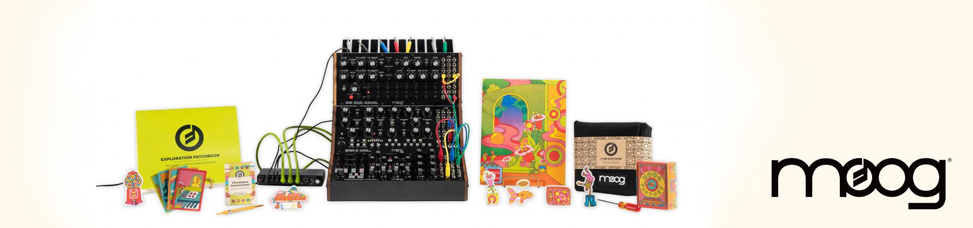 Moog Sound Studio w nowej odsłonie